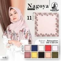 Hijab Segi Empat Scarf Umama Nagoya Tipe A