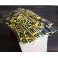 Strap Gitar Listrik & Akustik Police LINE KULIT
