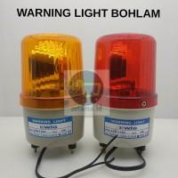 "LAMPU ROTARY / WARNING LIGHT 4"" LTE-1101"