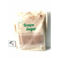 BROWN SUGAR GULA AREN NIRA KELAPA ANSELL HALAL BAKING SUGAR