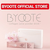 BYOOTE Collagen 1 Box 16 sachet Glutahione Antioxidant Whitening BEST