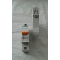 Sikring MCB 6 Ampere 1 Phase Merlin Gerin Schneider