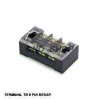 Terminal TB 2503 6 Pin Besar