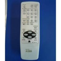 REMOT REMOTE TV TABUNG AIWA RC-ZVT16