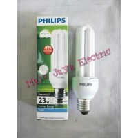 Lampu Philips Essential 23 w Watt Bohlam 3U 23w 23Watt Putih E27 E-27