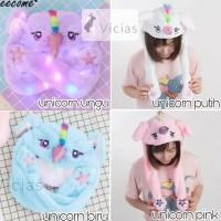 LED - Topi Kelinci Telinga Bergerak Dancing Bunny Hat KPOP KOREA Lampu