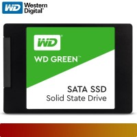 "SSD WESTERN DIGITAL - GREEN SSD 480GB 2.5"" SATA 3"