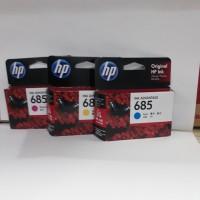 Tinta HP 685 Color Original
