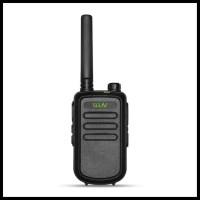 HT Walkie Talkie WLN KDC100U Two-Way Radio KD - C100U isi 2pcs