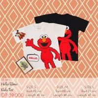 Kaos Anak - Hello Elmo Kids Tee