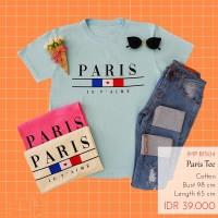 Kaos Wanita - Paris Tee