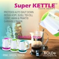 SUPER KETTLE BOLDe - Superior Class ORIGINAL - TEKO LISTRIK - PEMANAS