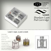 SHANLAAN LAAN POD CATRIDGE New Production