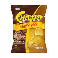 Chitato Sapi Panggang 168 Trandy New Gr - 1 Pcs