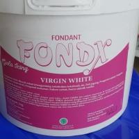 Icing Sugar Fondx Fondant TERLARIS 1 Kg