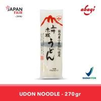 Mie Impor Akagi Shokuhin Joshu Akagi Udon 270 g