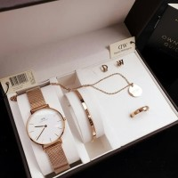 Jam Tangan Wanita Daniel Wellington DW Petite Melrose Collection ORI