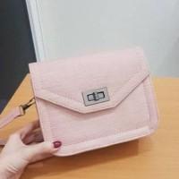 Tas Selempang Wanita Cewek Sling Bag Listtone Berkualitas Terbaru
