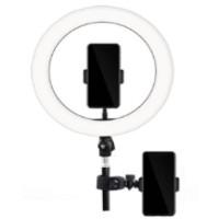 Ring Light LED RL21 Smartphone Lampu Make Up 12w 8inch Ringlight hp