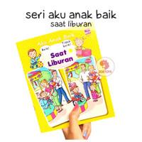 Zoetoys Seri Aku Anak Baik | Buku Edukasi Anak
