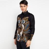 [Arthesian] Kemeja Batik Pria - Kosile Batik Printing