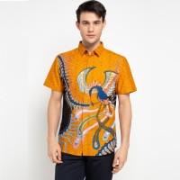 [Arthesian] Kemeja Batik Pria - Avisha Batik Printing