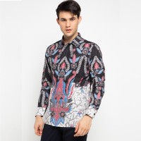 [Arthesian] Kemeja Batik Pria - Meldeva Batik Printing