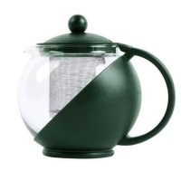 Teko Saring teh / Teapot / Tea coffee pot 1250 ml tempat minum kaca on