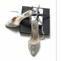 Nayla Wedding shoes 7cm