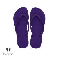 Frenchie Slipper Slim All Purple SSL04