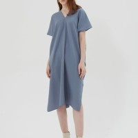 Dress Elevation Blue - shop at velvet