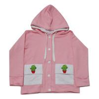 Jaket Bayi/Jaket anak Perempuan Usia 6 hingga 3 tahun