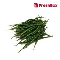 Freshbox Cabai Hijau Keriting 250gr