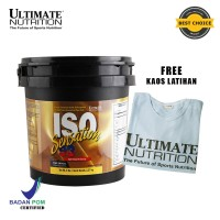 Iso Sensation-93, 5 lbs (Cafe Brazil, Chocolate) - Ultimate Nutrition