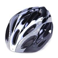 TaffSPORT Helm Sepeda EPS Foam PVC Shell - x10 - Gray
