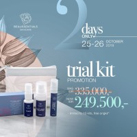 PROMO PACKAGE - TRIAL KIT (LIMITED EDITION)