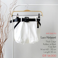 Hotpant Wanita - Lace Hotpant