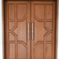 jual pintu utama kupu dan kusen kayu jati toolbox kab bandung panggastore tokopedia idr