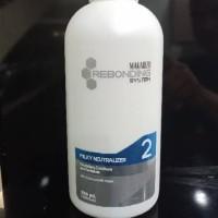Makarizo Rebonding System step 2