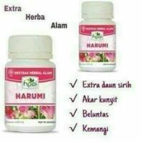 HARUMI HPAI / herbal bau badan, keputihan, organ intim TANPA