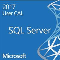 Microsoft SQL Server User Cal (5CAL) 2017 License, 359-06557