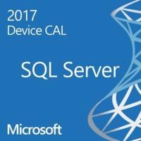 Microsoft SQL Server Device Cal (5 CAL) 2017 License, 359-06555
