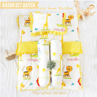 Kasur Set Batita Bumbee Collection Custom Motif