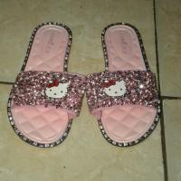 sandal slop karet anak wanita