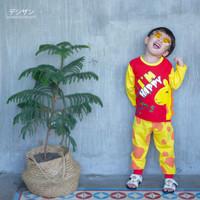 Piyama Anak Setelan Laki-Laki Dessan Zoo Animal Boy