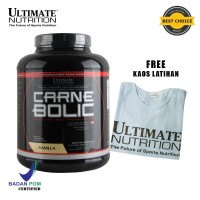 Carne Bolic, 3.57 lbs (Rasa Vanilla) - Ultimate Nutrition Official