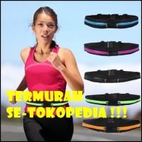 Tas pinggang olahraga Sport Running Belt Go Belt jogging lari -