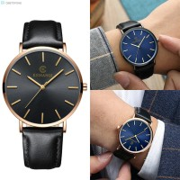 Promotion hot sales Men's Fashion Simple Ultra-thin Fully Automatic