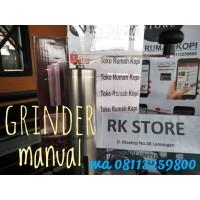 GRINDER MANUAL