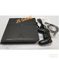 PS4 FAT 1 TB Termurah versi 5.05 CUH 1216B - Hitam